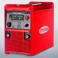 FRONIUS TransPocket 4000 400A/400V MMA  Hegesztő inverter