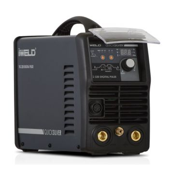 IWELD TIG 220 DIGITAL PULSE Standard Hegesztő inverter