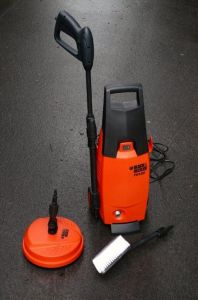 BLACK&DECKER PW 1400K PLUS